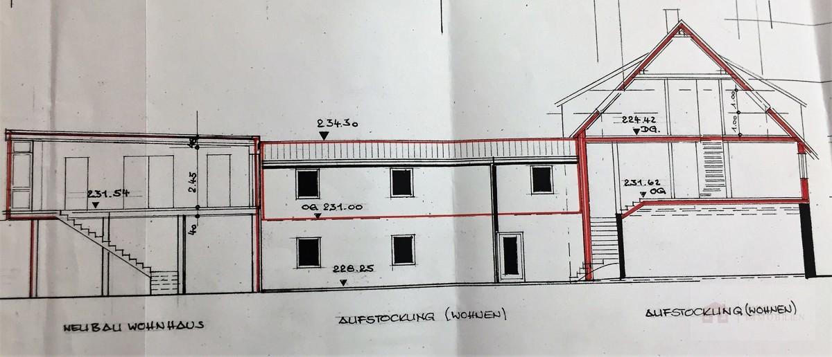 Neubau/Aufstockung