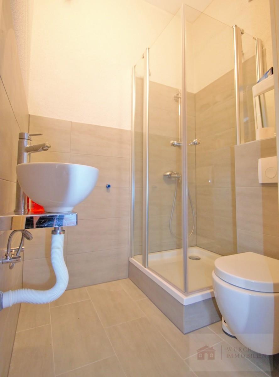Betreiberwohnung - Badezimmer