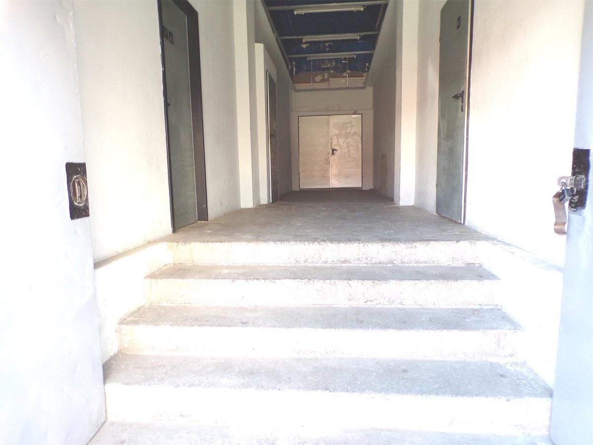Haupteingangstreppe