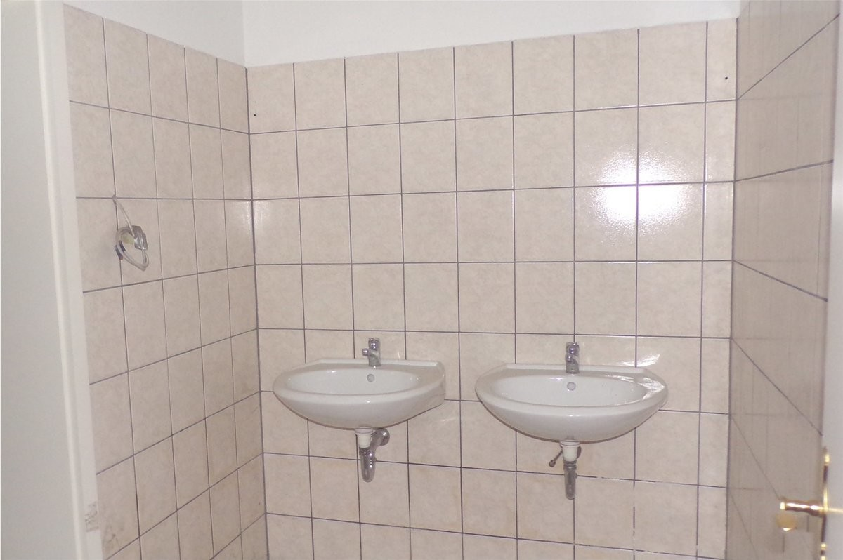 Keller WC - Waschbecken