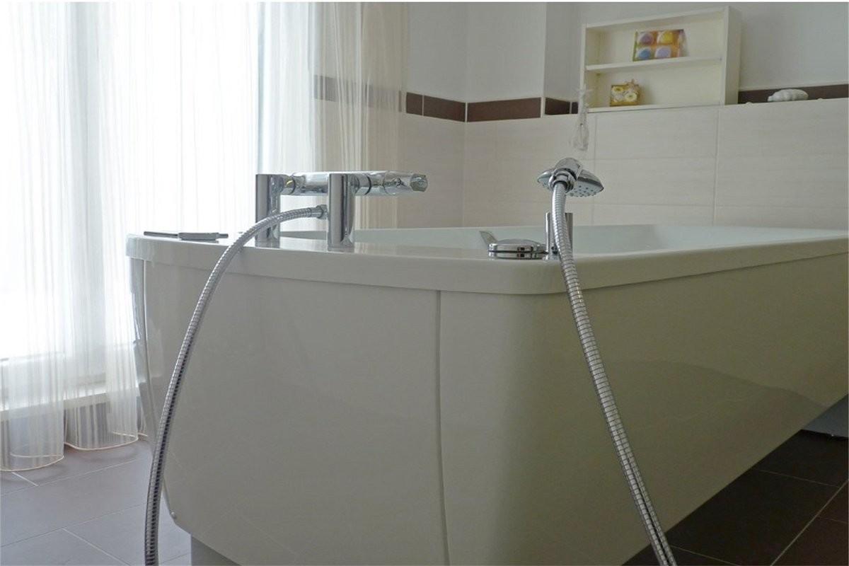 Wellnes Badezimmer