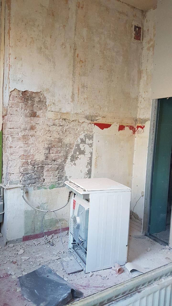 Küche-Bad