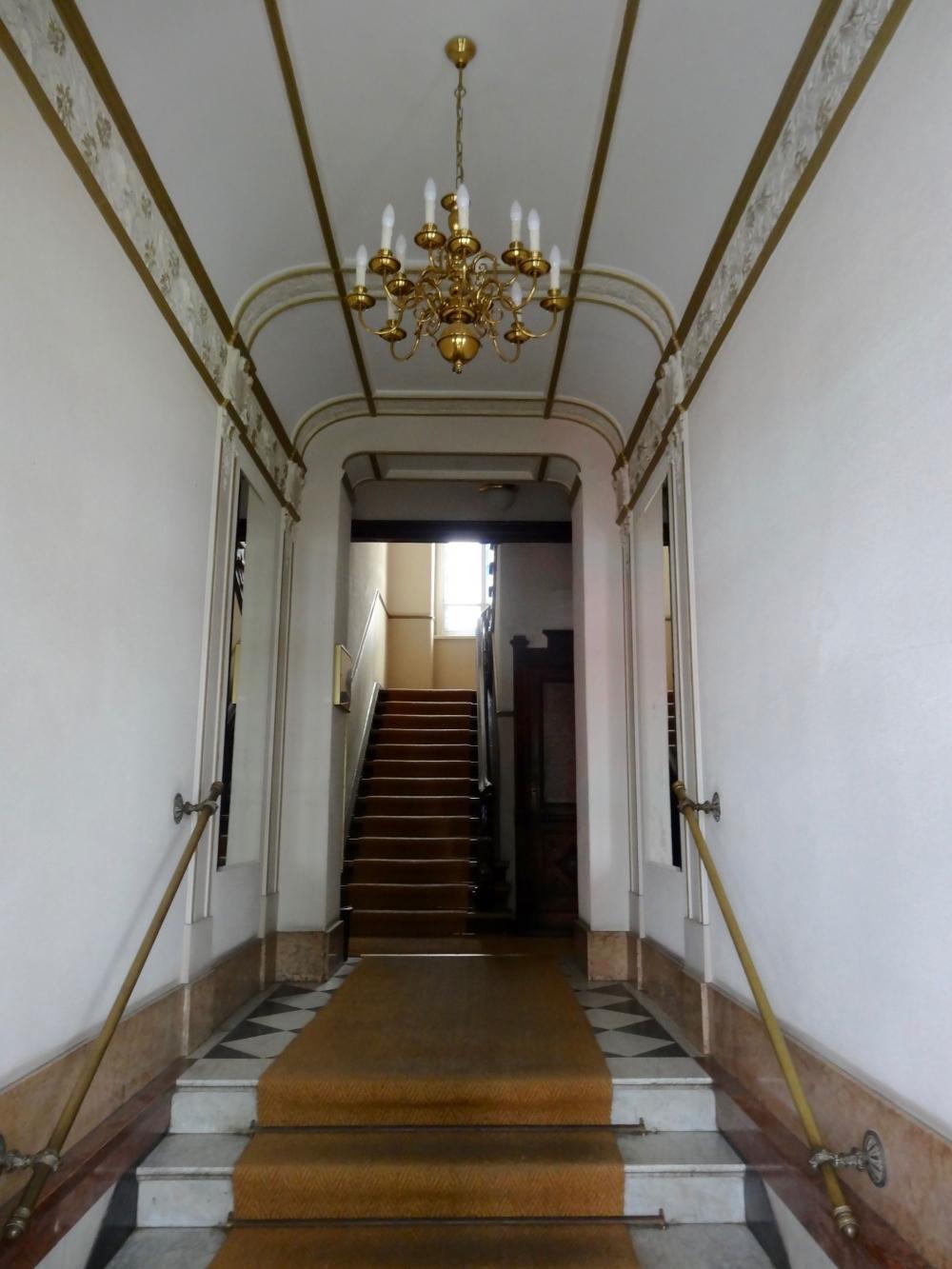 Eingang Treppenhaus