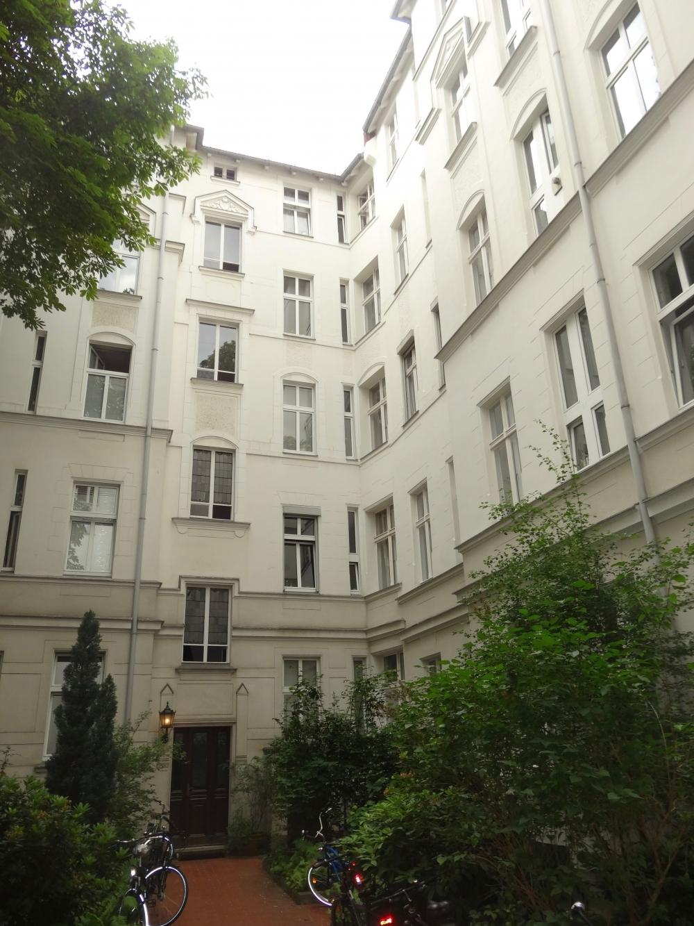 Innenhof Fassade