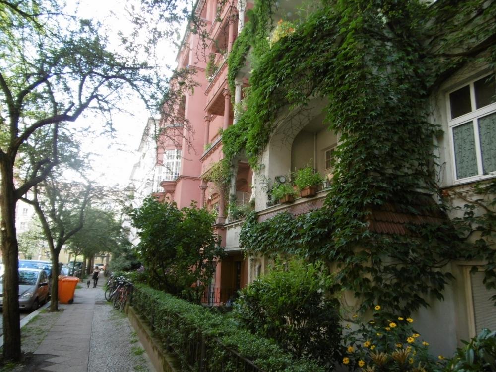Außenansicht Fassade Vorderhaus 3