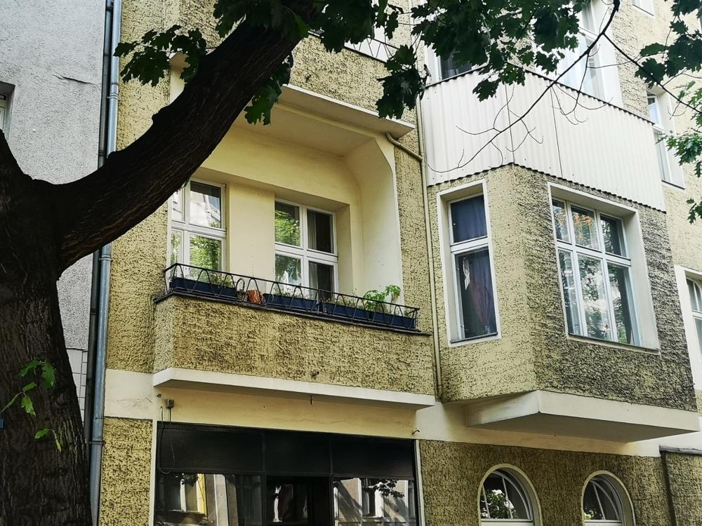 Balkon Nahaufnahme