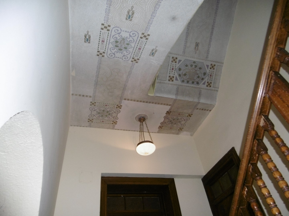 Treppenhaus Detail