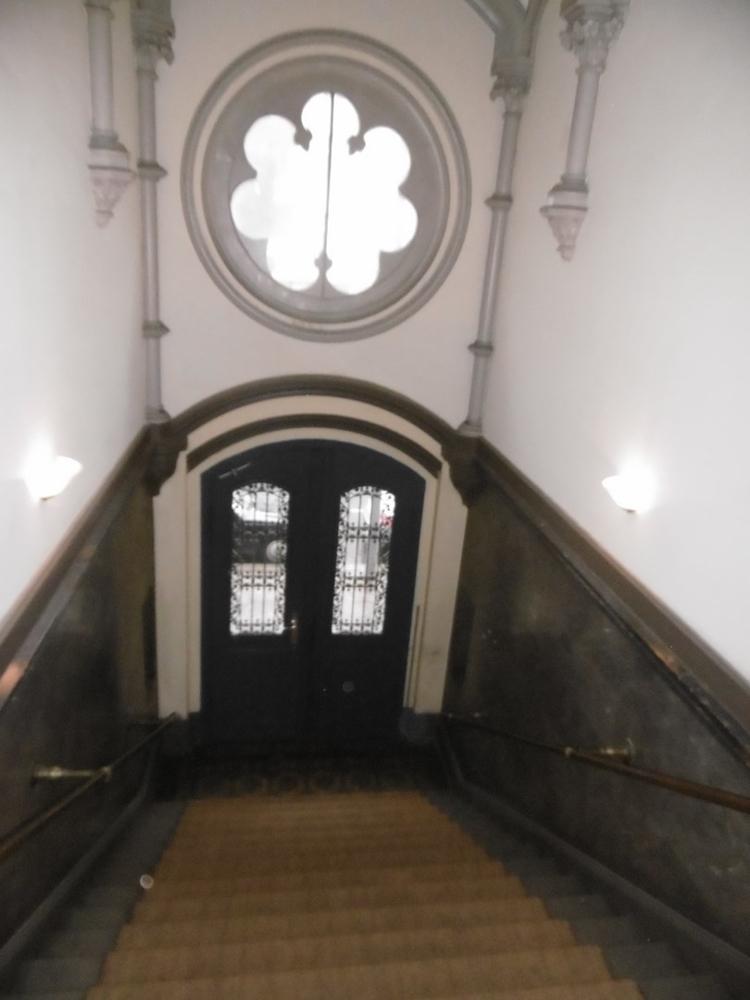 Eingang Vorderhaus