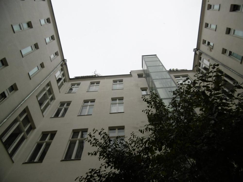Innenhof Fassade2
