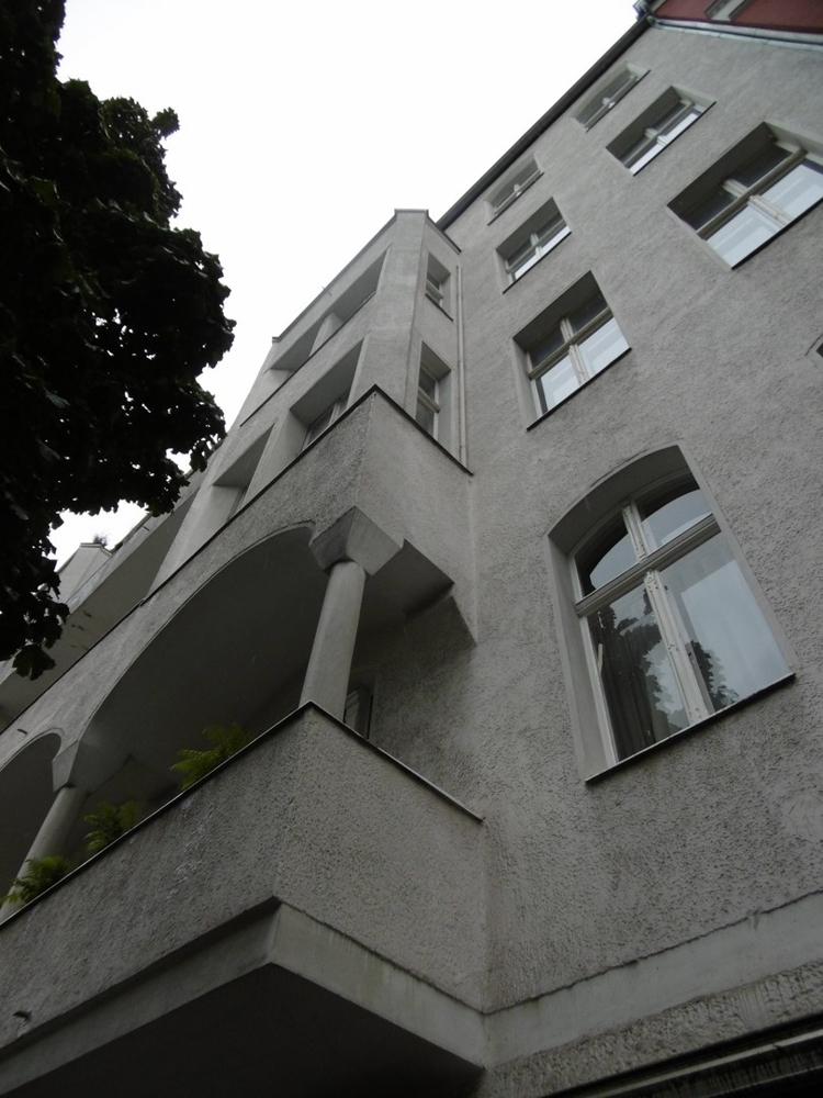 Vorderhaus Fassade2