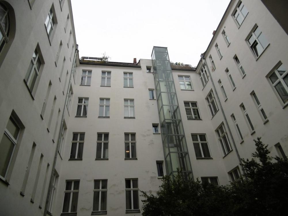 Innenhof Fassade3