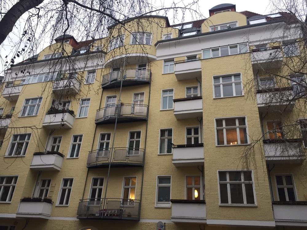 Frontbuilding Fassade 2