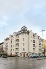 Ecke Urban-Baerwaldstraße