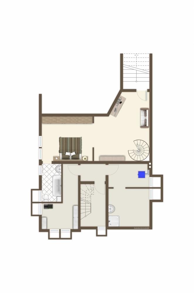 Kellergeschoss WE1