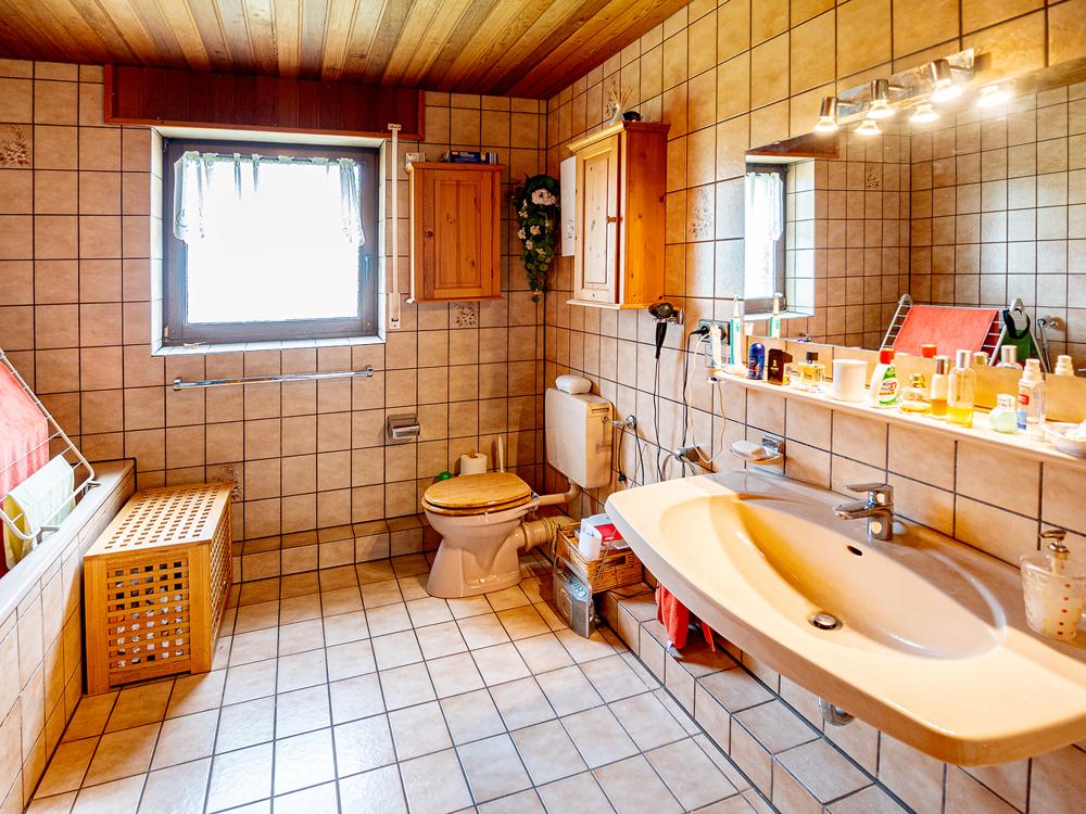 Badezimmer WEII