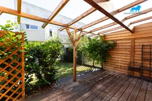 Terrasse mit Garten 1