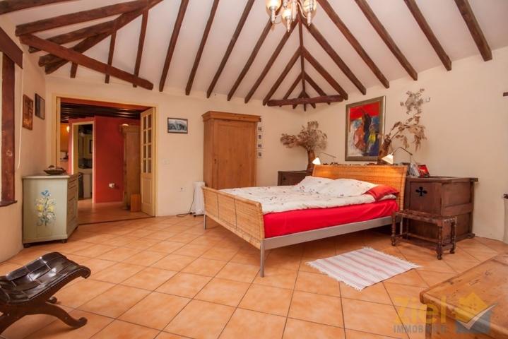 Bungalow 1: Schlafzimmer