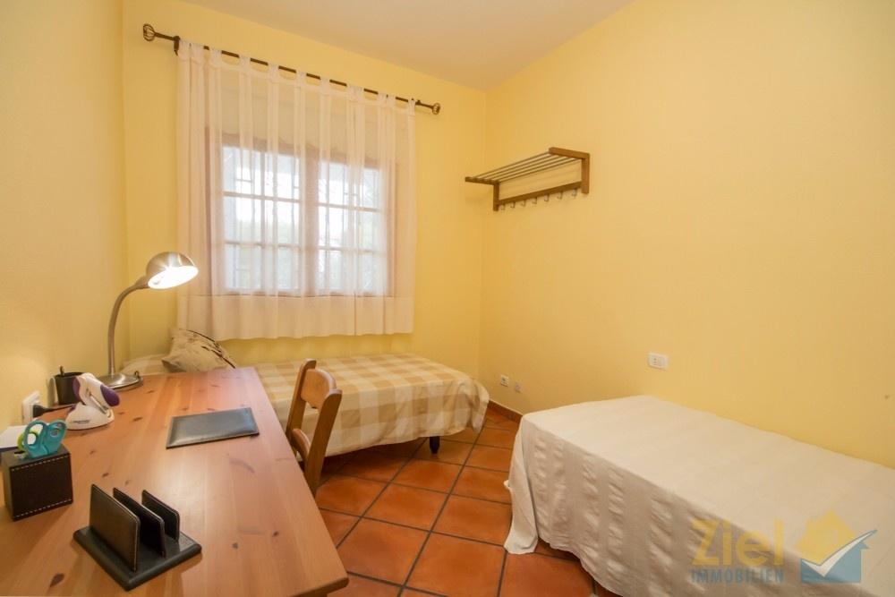 Drittes Schlafzimmer mit Twin Betten