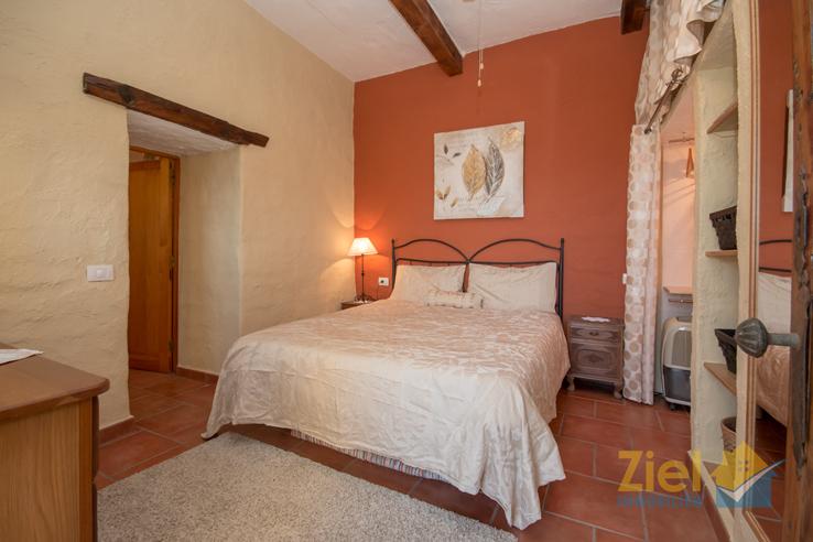 Schlafzimmer des La Rustica