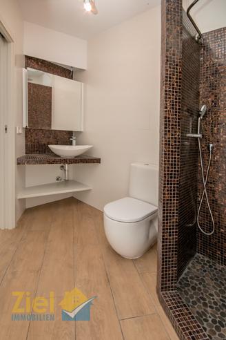 Perfekte Platzausnutzung im Bad