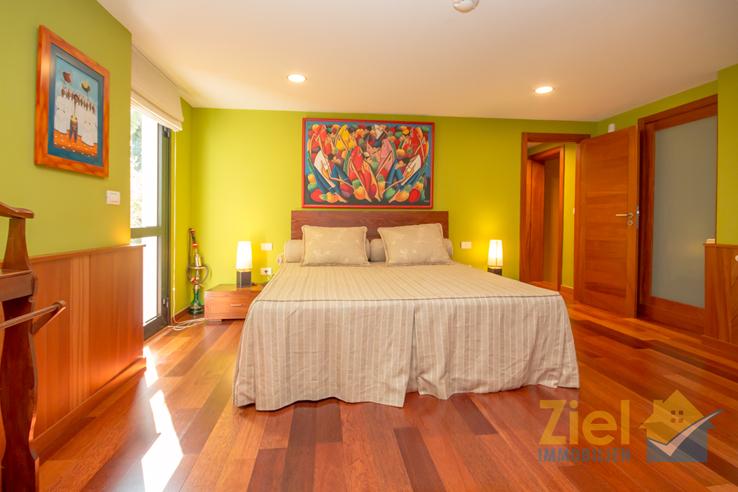 Hauptschlafzimmer im Apartment