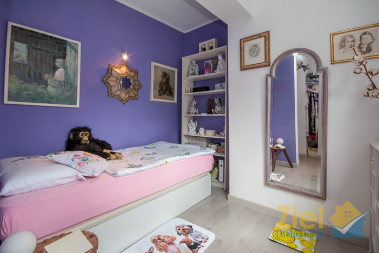 Kleines aber feines Schlafzimmer