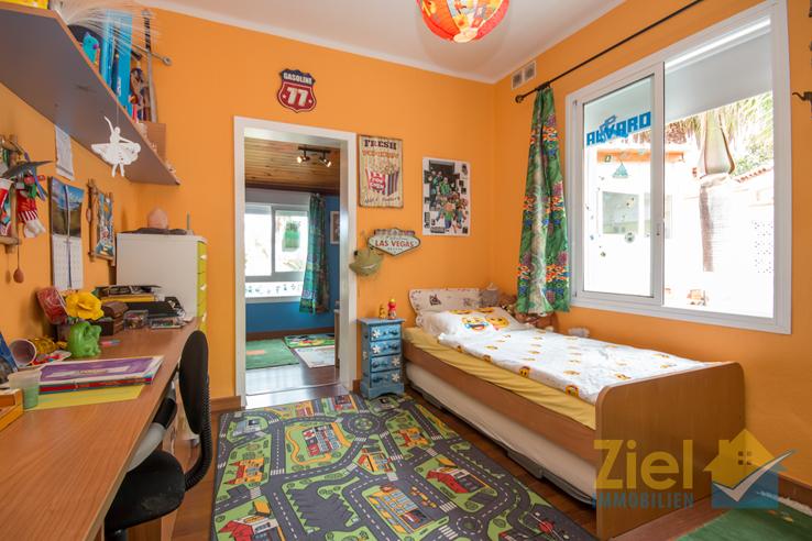 Wohnraum vor dem 2. Schlafzimmer