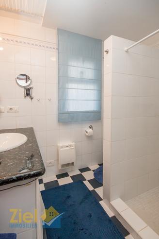 Duschbad in der oberen Etage
