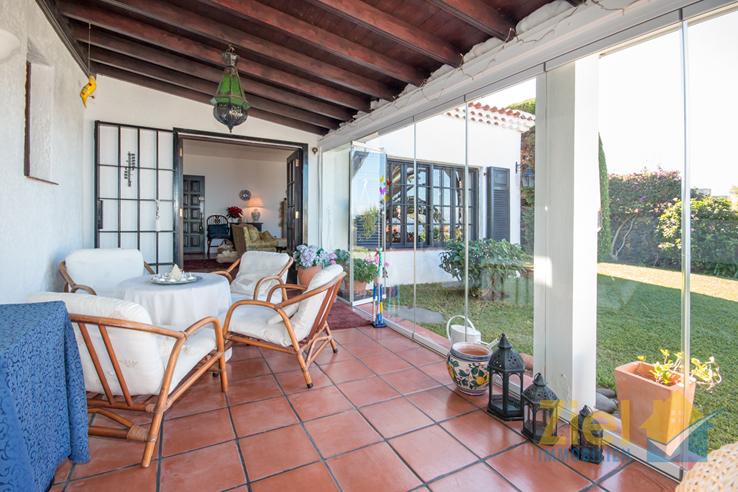 Zusätzlicher Wohnbereich mit Gartenzugang