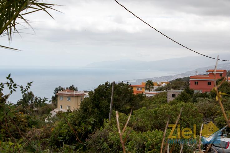 Toller Ausblick auf die Nordküste Teneriffas