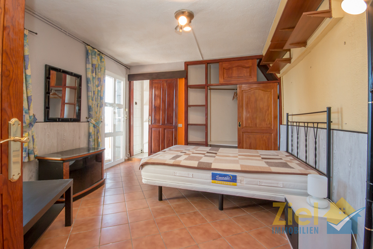 Gästezimmer mit Terrassen-Ausgang