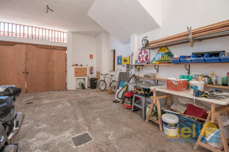 Viel Platz in der Garage
