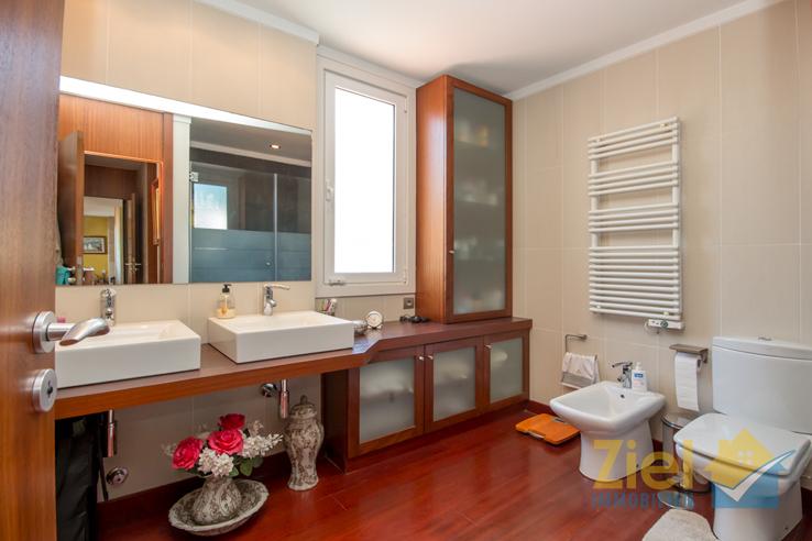En-suite Bad in Handarbeit gefertigt