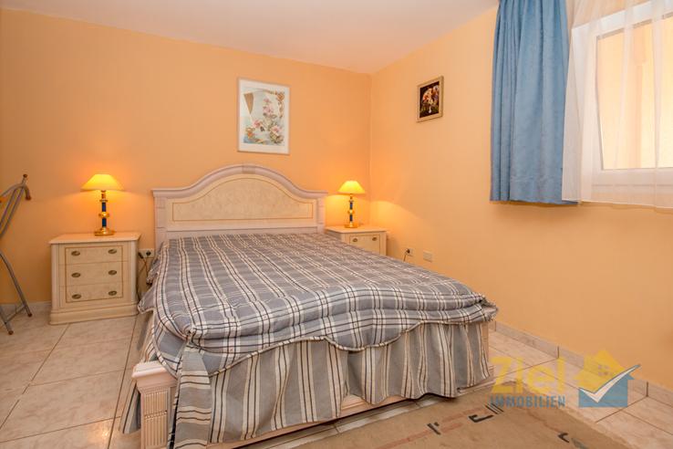 Heimeliges Schlafzimmer im 2. Apartment