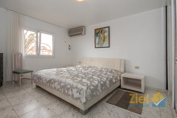 Hauptschlafzimmer mit Flair