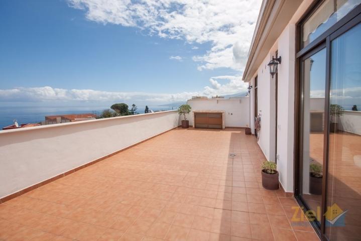 Nordost-Blick von der Terrasse