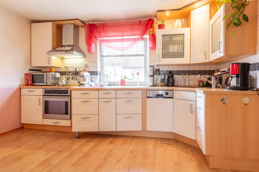 Einbauküche Hinterhaus