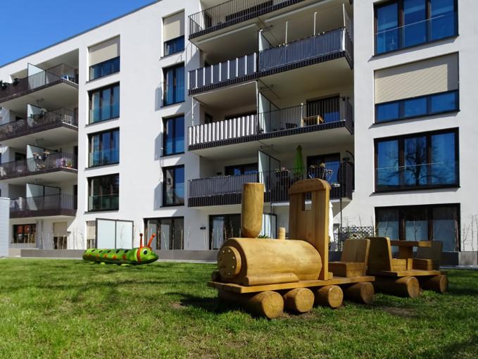 Ansicht Teplitzer Straße 76-78