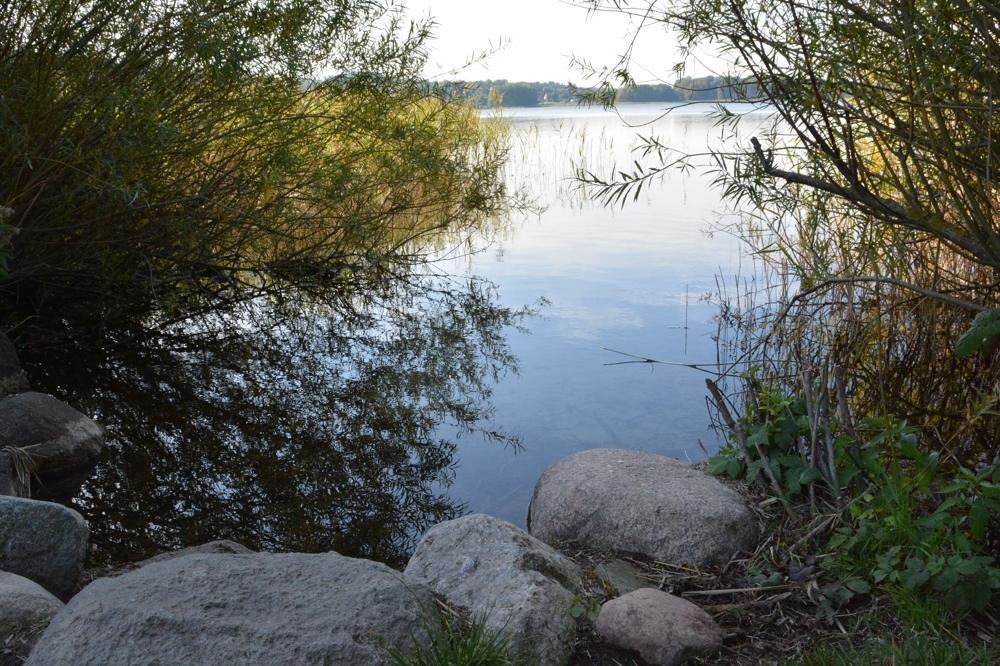am nahen Pönitzer See