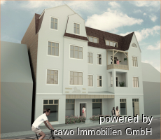 Rendering Straße finish