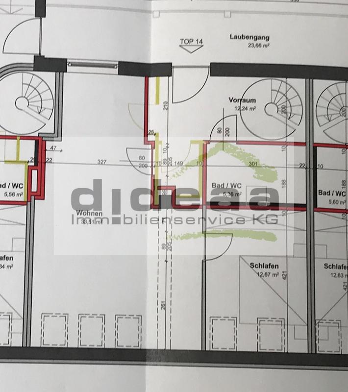 Plan_Top 14_64 m2