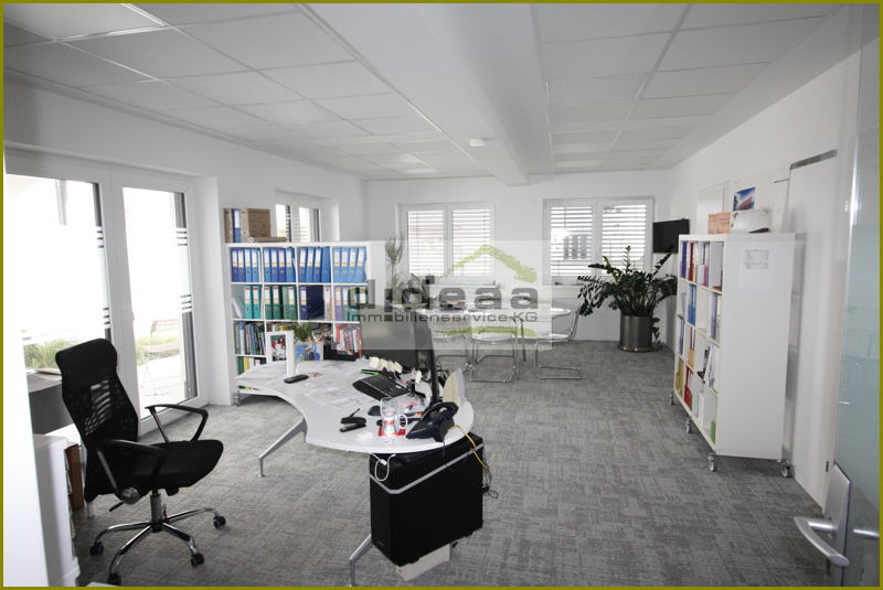 Büro Ost m.Terrasse I