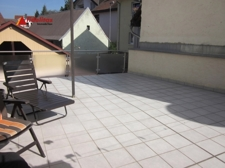 Über 50 m² Terrasse