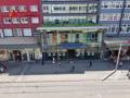 Der Ausblick zur Kaiserstraße hin