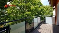 Ruhe auf dem Balkon