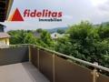 Balkon DG in Richtung der Einkaufsmärkte