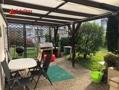 Garten mit Pergola