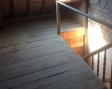 Treppe z. Dachboden.