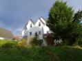 Häusergruppe, Gartenseite
