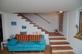 Treppenaufgang ins obere Geschoss